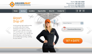 Image Driverseat Airport Drop-off