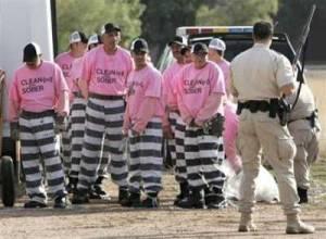 Tent City Inmates 2